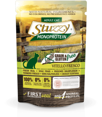 Stuzzy Sobres Monoproteicos Ternera