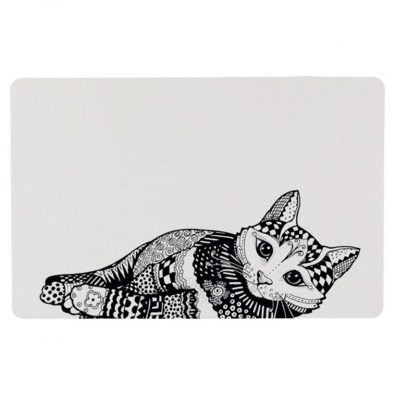 Mantel Cat Zen