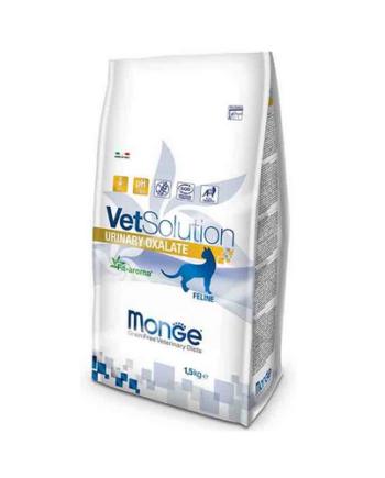 Monge Urinary Oxalate para gatos: cristales de oxalato