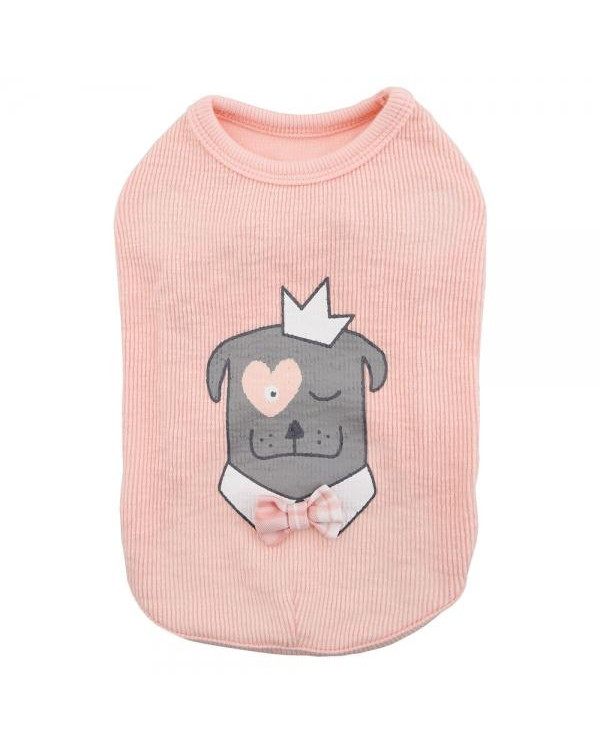 Camiseta Royal Pup by Pinkaholic