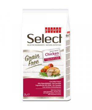 Picart Select Dog Grain Free Adult Pollo