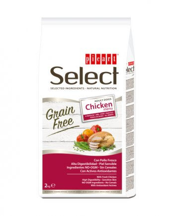 Picart Select Dog Grain Free Adult Pollo