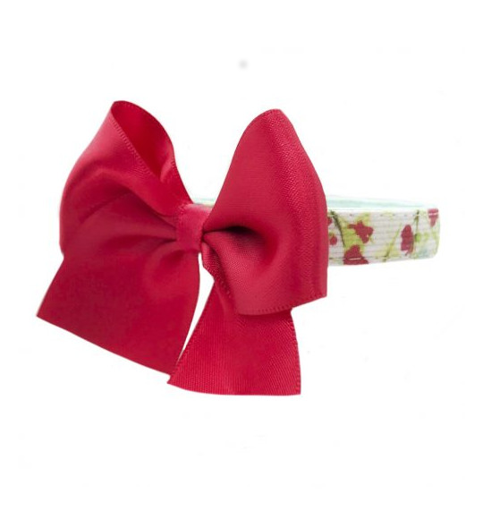 Collar Funkylicious Bow Pinkforest