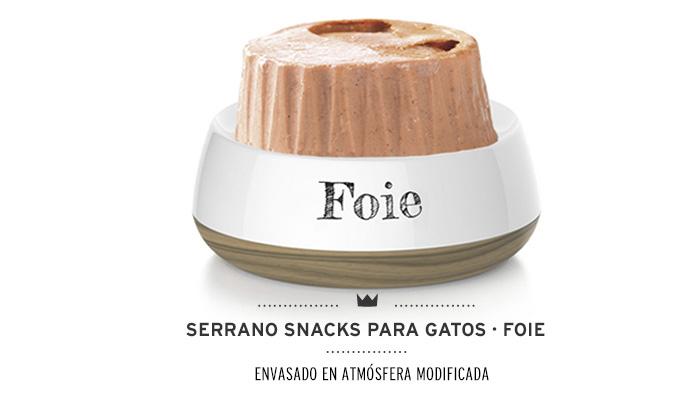 Snacks Foie Mediterranean Natural