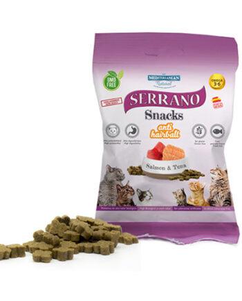 Snacks Salmón, Atún y Pollo Mediterranean Natural