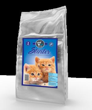 Tam Cat Starter gatitos