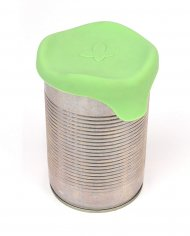 Tapa ecológica para latas – Verde