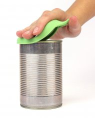 Tapa ecológica para latas – Verde 2
