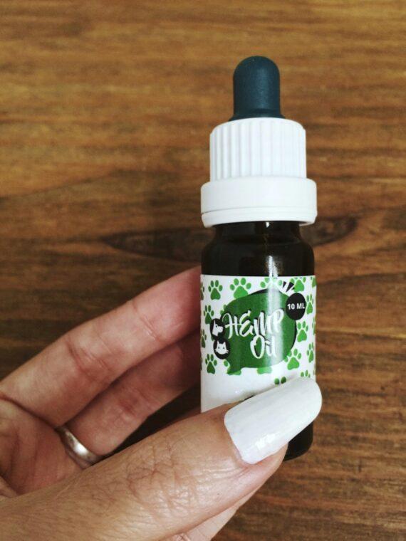 Aceite de Cáñamo medicinal