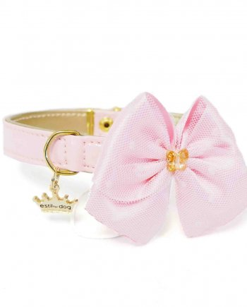 Collar Golden Butterfly Estilfordog