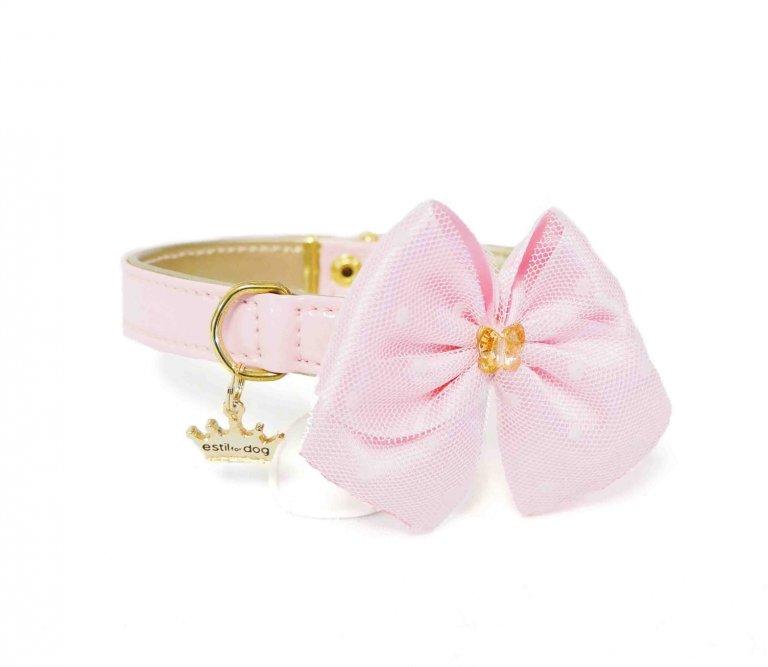 Collar Golden Butterfly Estilfordog