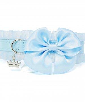 Collar Fashion Bow Azul