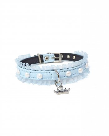 Collar Pearl Dreams Azul