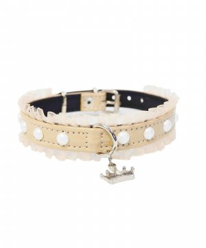 Collar Pearl Dreams Beige