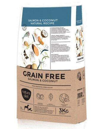 Natura Diet Grain Free Salmón y Coco