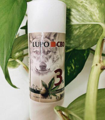 Aceite CBD terapéutico para perros y gatos