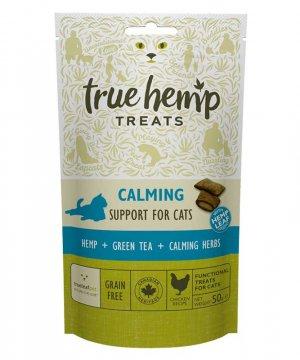 True Hemp Premios Calmante Para Gatos
