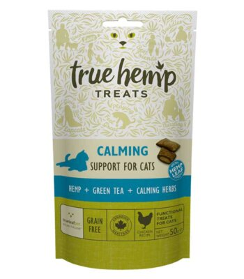 True Hemp Premios Calmante Para Gatos