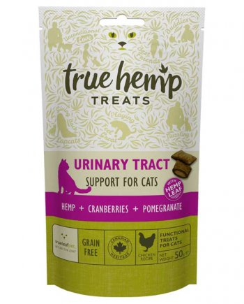 True Hemp Premios Urinary Para Gatos