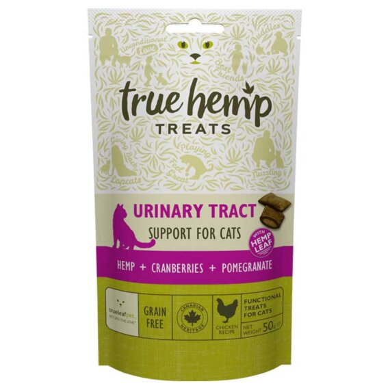 True Hemp Premios Urinary Para Gatos