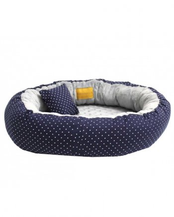 Cama Reversible Navy