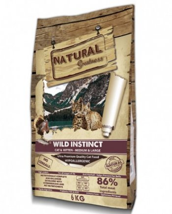 Natural Greatness Wild Instinct Medium Large