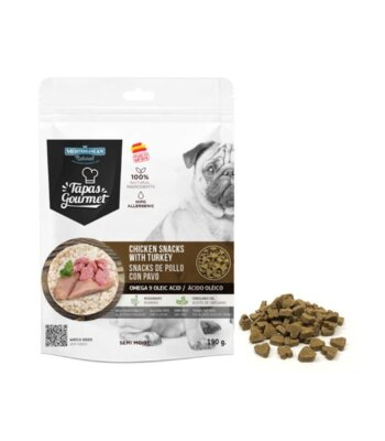 Tapas Gourmet Pollo y Pavo
