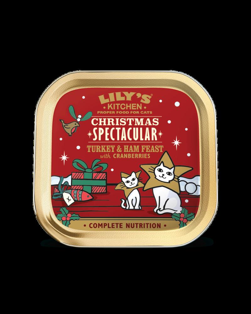 Lily´s Kitchen Receta de Navidad para gatos