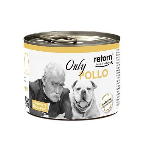 Lata Retorn Only Pollo