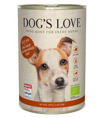 Dog´s Love BIO Ternera Ecológica