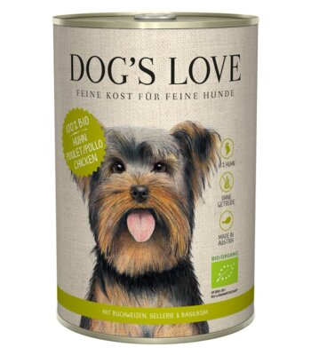 Dog´s Love BIO Pollo Ecológico