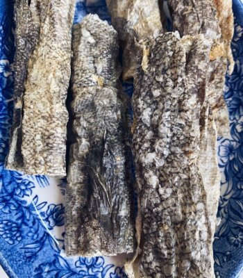 Canelones de Bacalao