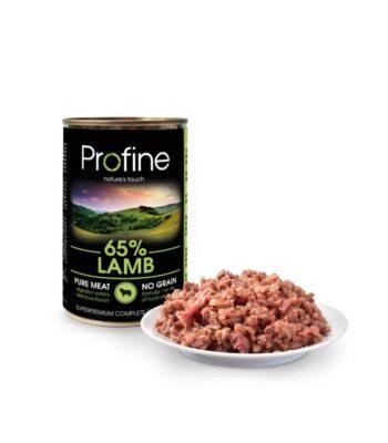 Profine Monoproteica de Cordero