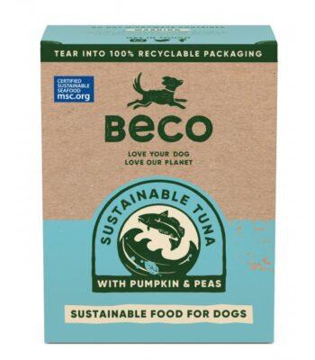 Beco Food Receta Monoproteica de Atún sostenible