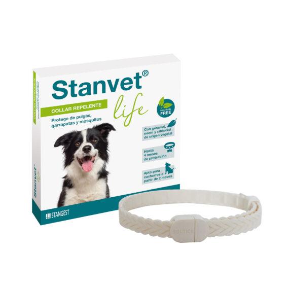 Collar Stanvet Life Natural