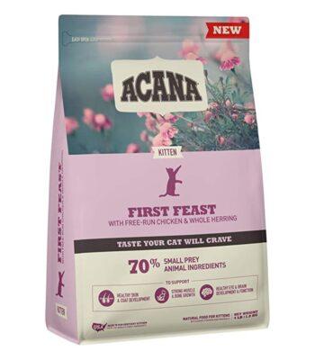 Acana First Feat