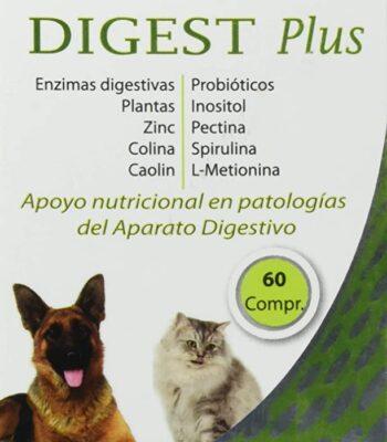 Digest Plus - Enzimas digestivas para perros y gatos