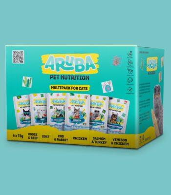Aruba Multipack para gatos