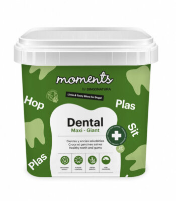 Moments Dental Razas Medianas y Grandes