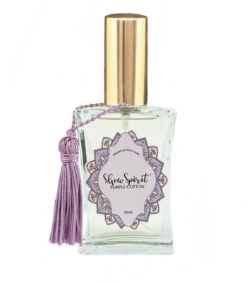 Perfume Purple Cotton Show Spirit