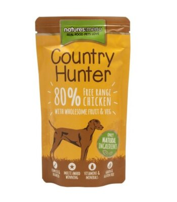 Natures Menu Country Hunter Pollo 150 gr