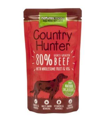 Natures Menu Country Hunter Ternera