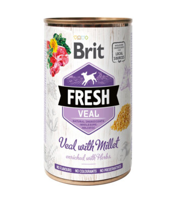 Brit Fresh Receta de Ternera
