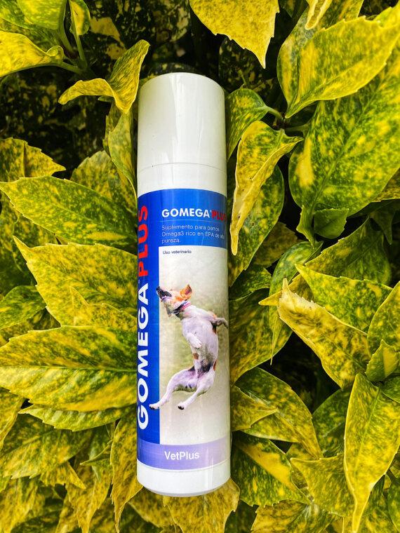 Gomega Plus - Omega 3 Concentrado y Purificado