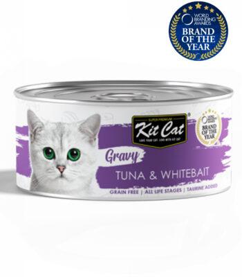 Kit Cat Lata Atún con Chanquetes en salsa