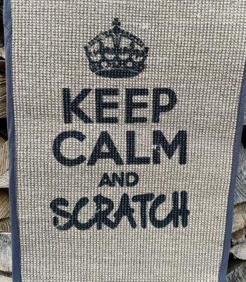 Rascador Keep Calm