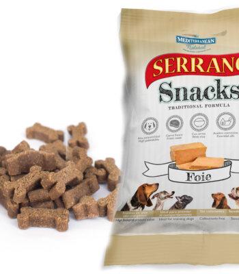 Snacks Mediterranean Natural - Pollo e Hígado