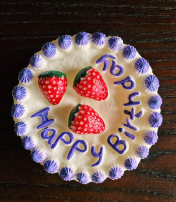 Tarta de Cumpleaños con Sonido