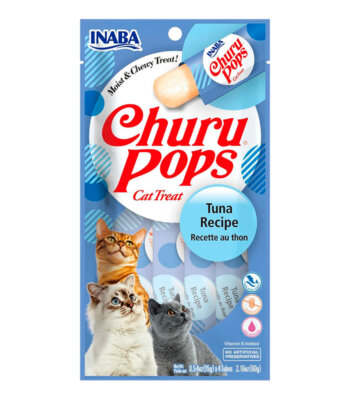 Churu® Pops Receta de Atún
