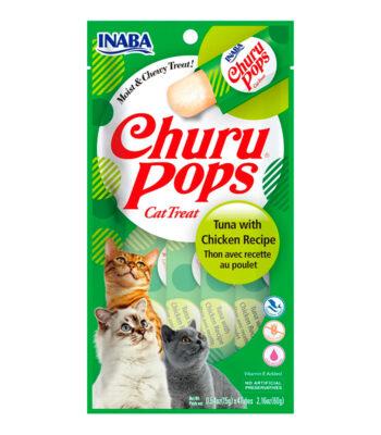Churu® Pops Receta de Atún y Pollo